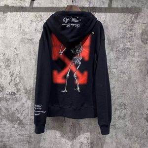 OFF-WHITE x Undercover Hoodie Black